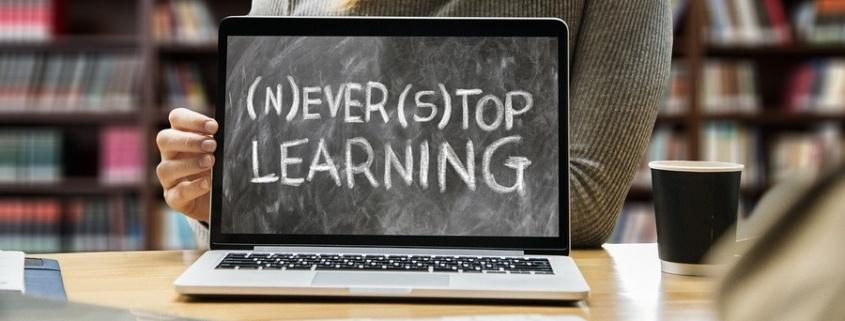 online school laptop